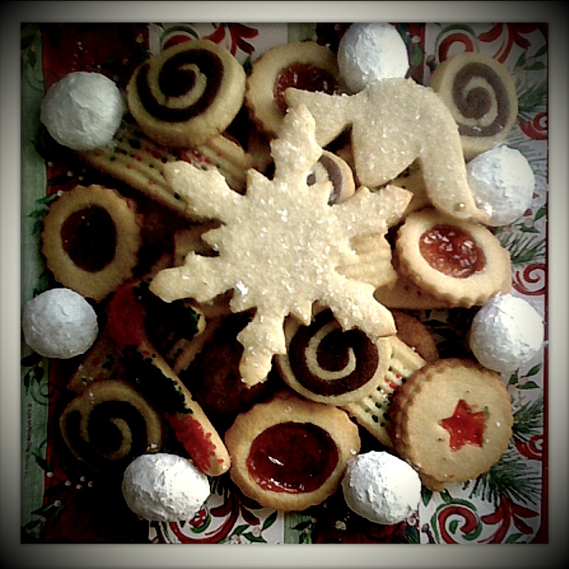 Colleen S Awesome Christmas Cookies Chef Colleen Mullen